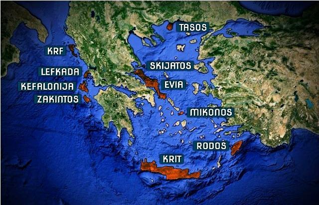 Grcka ostrva