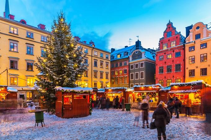 Štokholm i Getenburg