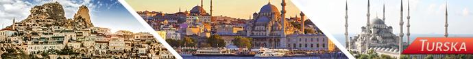 putovanja u tursku