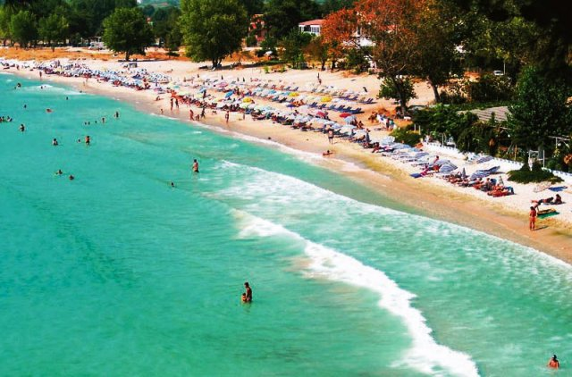 Golden Beach Apartmani I Hoteli Letovanje 2020 Club Paradiso