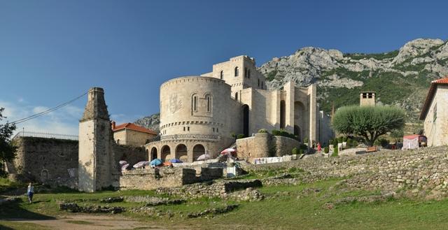 Zamak Kruja
