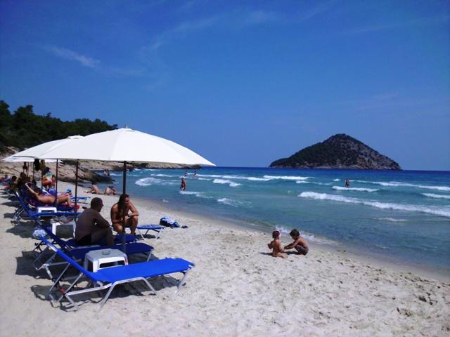 Tasos Apartmani I Hoteli Letovanje 2020 Club Paradiso