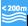 Udaljenost od gondole 200m