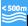 Udaljenost od gondole 500m